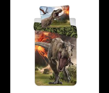 Jurassic World Housse de couette Volcano 140 x 200 Coton
