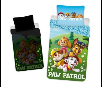 PAW Patrol Duvet cover Glow in the Dark 140 x 200 Cotton