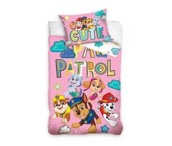 PAW Patrol Housse de couette BABY Cute 100 x 135 cm