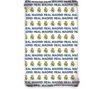 Real Madrid Hoeslaken Logo 90 x 200 cm Katoen