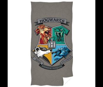 Harry Potter Serviette de plage Géométrique 70 x 140 cm Coton