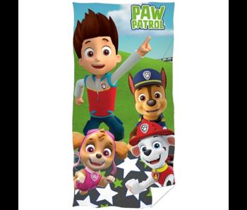PAW Patrol Serviette de plage Stars 70 x 140 cm Coton