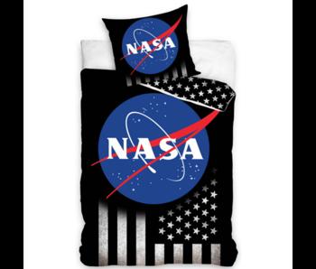 NASA Housse de couette Stars & Stripes 140 x 200