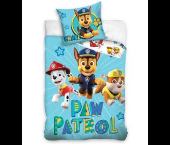 PAW Patrol BABY Dekbedovertrek Chase 100 x 135 cm
