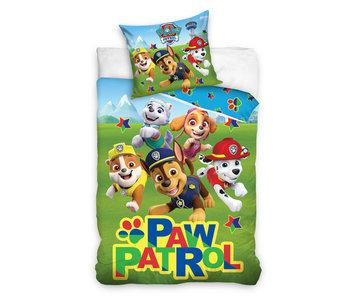 PAW Patrol Housse de couette Playtime 140 x 200 Coton