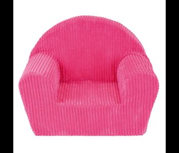 Jemini Sessel Pink Cord 42 x 52 x 33 cm