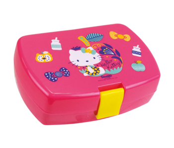 Hello Kitty Boîte à lunch 16 cm