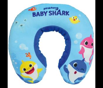 Baby Shark Oreiller cervical 19 cm