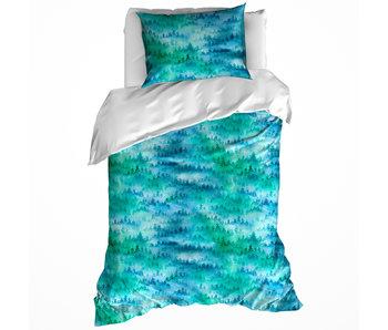 De Witte Lietaer Duvet cover Douglas 140 x 200/220 cm Cotton