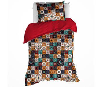 De Witte Lietaer Housse de couette Ankara 140 x 200/220 cm Coton