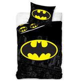 Batman Dekbedovertrek Logo - Eenpersoons - 140 x 200 cm - Katoen