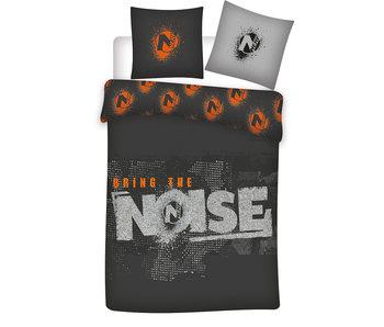 Nerf Housse de couette Bring the Noise 140 x 200 Bio Coton