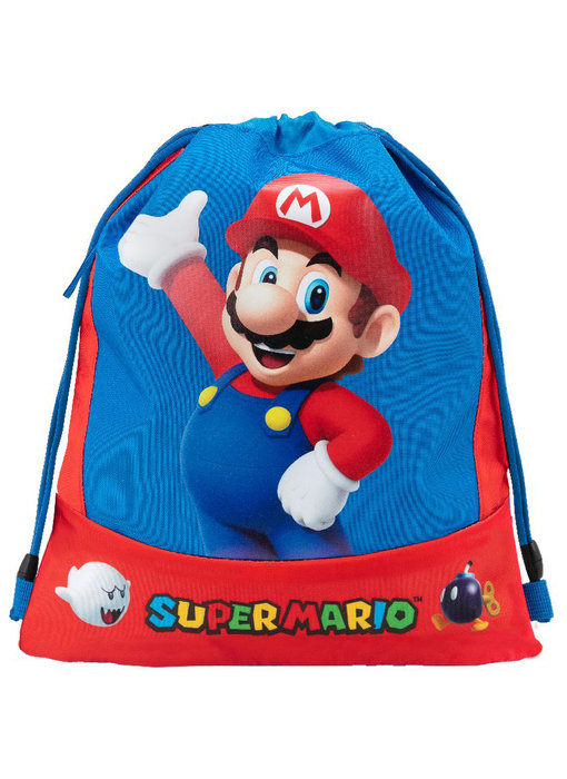 Super Mario Gymbag It's-a me 42 cm