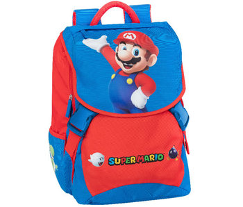Super Mario Rugzak It's a me 42 cm