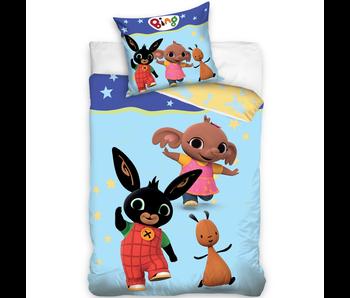 Bing Bunny BABY Dekbedovertrek Friends 100 x 135 cm