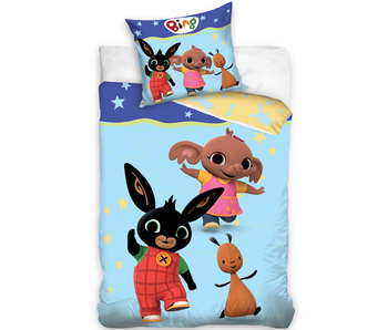 Bing Bunny Housse de couette BABY Friends 100 x 135 cm