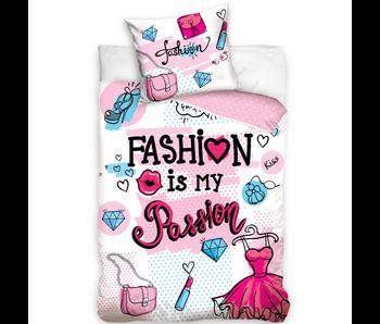 Fashion Housse de couette Passion 140 x 200 Coton