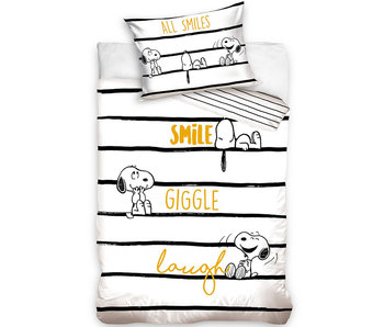 Snoopy Duvet cover Peanuts 140 x 200 Cotton
