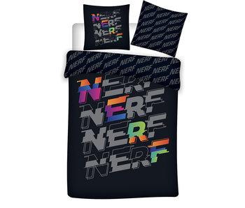 Nerf Housse de couette Logo 140 x 200 Bio Coton