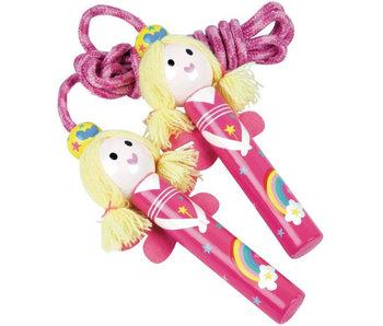 Floss & Rock Jump rope Rainbow Fairy 240 cm