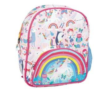 Floss & Rock Toddler backpack Rainbow 28 cm