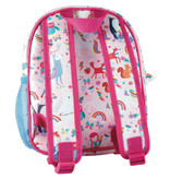 Floss & Rock Toddler backpack Rainbow - 28 x 23 x 9 cm - PVC