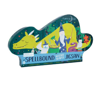 Floss & Rock Puzzle Spellbound 80 pcs.