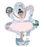 Floss & Rock Ballerina Puzzle 12 pcs. - 28 x 28 cm