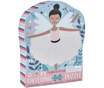 Floss & Rock Puzzle Ballerine 12 pcs.