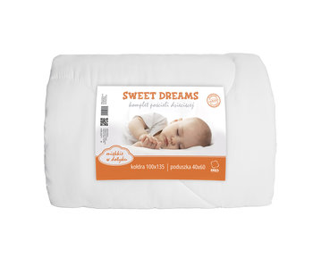Sweet Dreams baby duvet 100 x 135 cm 40 x 60 cm