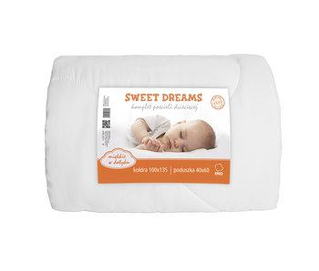 Sweet Dreams couette bébé 100 x 135 cm 40 x 60 cm