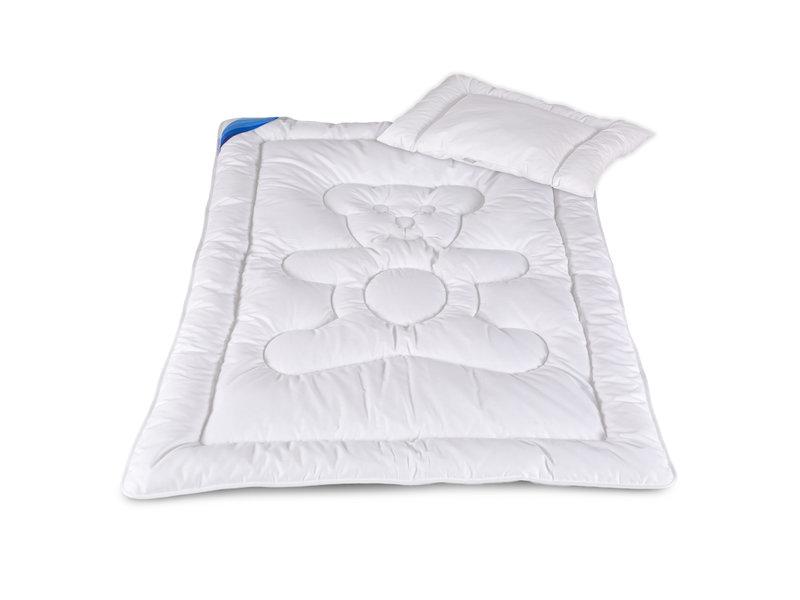 Sweet Dreams BABY dekbed en kussen - 100 x 135 cm 40 x 60 cm - Katoen / Polyester