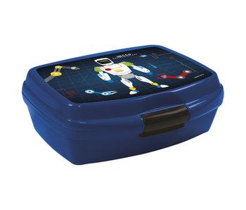 Robot Boîte à lunch Beeep - 16 cm