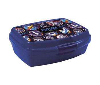 BackUP Lunchbox Galaxy - 16 cm