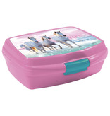 Animal Pictures Lunch box I Love Horses - 16 x 11 x 6 cm - Polypropylene