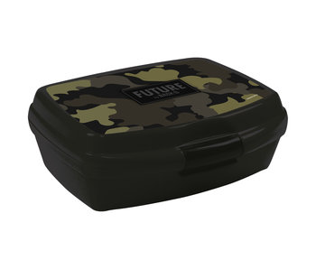 BackUP Lunch box Camouflage - 16 cm