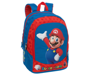 Super Mario Backpack Hello 42 cm
