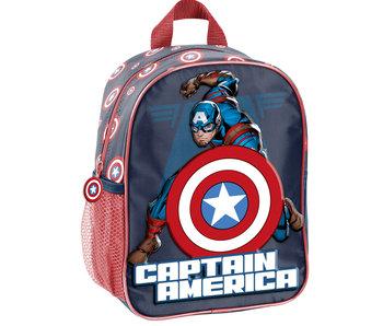 Marvel Avengers Sac à dos enfant Shield 3D 28 x 22 cm