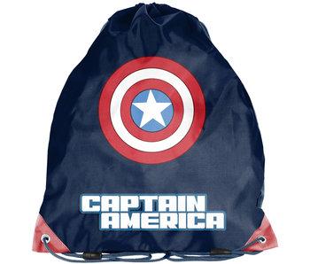 Marvel Avengers Gymbag Schild 38 x 34 cm