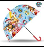 PAW Patrol Paraplu Ready for Action - ø 69 cm x 70 cm - PVC