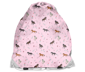 Animal Pictures Chevaux Gymbag 38 x 34 cm
