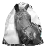 Animal Pictures Gymbag Paarden - 38 x 34 cm - Polyester