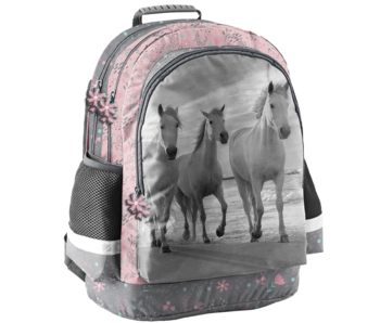 Animal Pictures Backpack Horses 42 x 29 cm