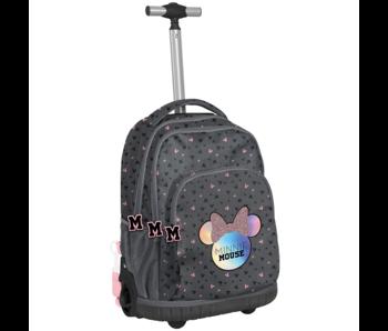 Disney Minnie Mouse Chariot à dos 44 cm