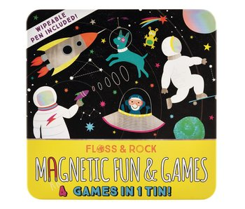 Floss & Rock Game box Space 4-in-1