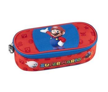Super Mario Gevuld Etui - 5 st.