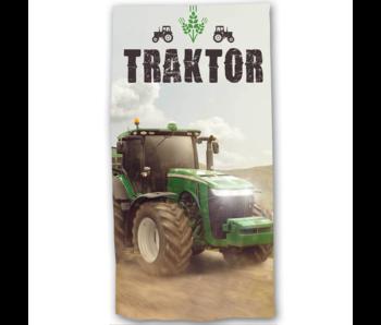 Traktor Serviette de plage 70 x 140 cm