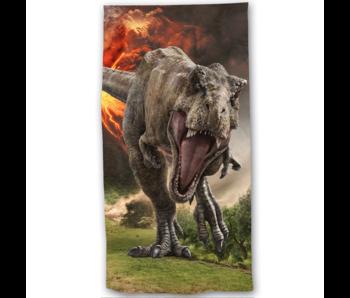 Jurassic World Serviette de plage Volcano 70 x 140 cm