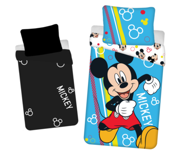 Disney Mickey Mouse Duvet cover Glow in the Dark 140 x 200 Cotton