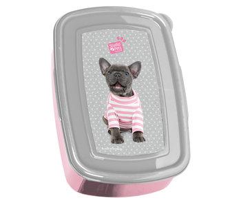 Studio Pets Boîte à lunch Pup 18 cm